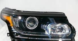 Фары Range Rover Sport 2 - Фото