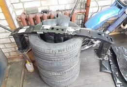 Оригинальный новый усилитель пер. бампера ford - Фото #1
