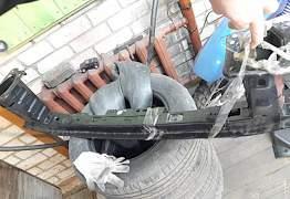 Оригинальный новый усилитель пер. бампера ford - Фото #2