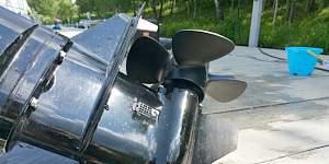"""винт Mercury Black Max 8.7"""" x 5"""" 812954A10 - Фото #2"""