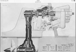 Комплект двигателя 900 л.с. колонки и оборудования - Фото #4