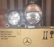 Фара на Mercedes W 210 A210 820 39 61 - Фото #1