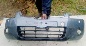 Передний бампер Nissan Qashqai j10, 62022 BR10H - Фото #3