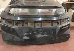 Накладка (пластик) крышки багажника civic 8 5d - Фото #1