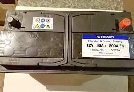 Оригинальный аккумулятор Volvo б/у - Фото #1