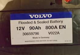 Оригинальный аккумулятор Volvo б/у - Фото #3