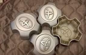 Заглушка ступицы Toyota Rav4 - Фото #5