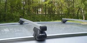 Релинги (багажник) на крышу Audi Q 5 - Фото #5