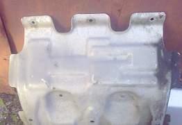 Защита картера двигателя для Hummer H2 - Фото #2