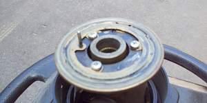 Руль на ваз-2114, б/у - Фото #3