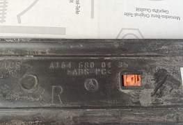 Накладка порога внут A1646800435 Mercedes GL164 - Фото #2