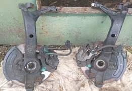 Тормоза 312 мм Audi A4 A6 VW Passat - Фото #2