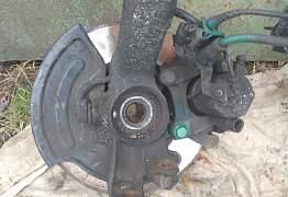 Тормоза 312 мм Audi A4 A6 VW Passat - Фото #3