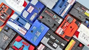 Аккумуляторы 60 ah (прямые) - Фото #1