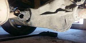 задний мост дана44 для гранд черокки 1996г - Фото #2