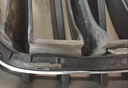 Решетка радиатора бмв X3 - Фото #3