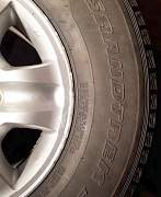 Колеса в сборе 275/70 R16 на Toyota - Фото #2