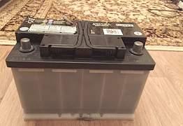 Стартерная аккумуляторная батарея VAG 5K0915105F - Фото #2