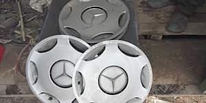Колпаки на диски Мерседес Е210 - Фото #1