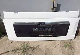Капот ман MAN - Фото #1