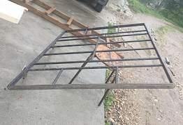 Багажник на крышу модели азлк (Москвич) 2141,21412 - Фото #2