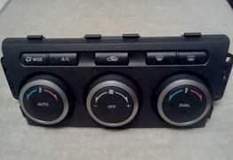 Блок климат-контроля на Mazda 6 GH - Фото #1