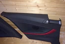 BMW f32 обшивки задние,дверные карты - Фото #1