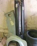 Vw гольф 1 ремонтное железо. Пороги, арки задние - Фото #1