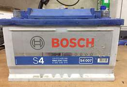 Аккумулятор Bosch S4. 72 A - Фото #1