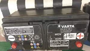 Аккумулятор AGM - Фото #2