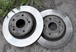 Тормозные диски передние для Сузуки Гранд Витара - Фото #1