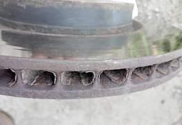 Тормозные диски передние для Сузуки Гранд Витара - Фото #2