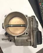 Дроссельная заслонка на Инфинити FX50 S51 - Фото #2