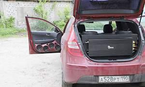 Обшивки дверей Hyundai i30 - Фото #3
