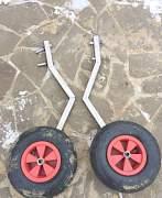 Транцевые колёса быстросъёмные - Фото #1