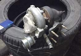 Турбина garret gt17, интеркуллер, масляный радиат - Фото #1