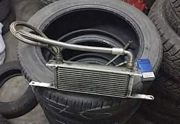 Турбина garret gt17, интеркуллер, масляный радиат - Фото #3