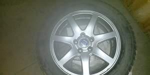 Зимние шины с дисками на Volvo s80 - Фото #1