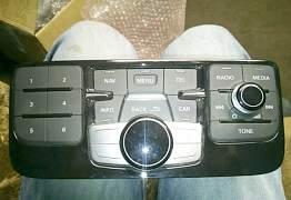Блок управления мультимедиа Audi a8 4H1919609H - Фото #1