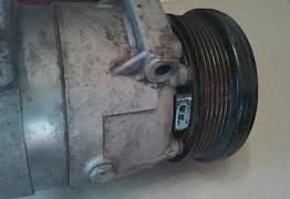 Компрессор кондиционера шевроле авео круз ланос - Фото #4