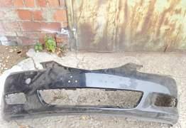 Бампер передний мазда 3 BK седан - Фото #1