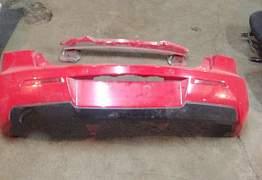 Бампер передний мазда 3 BK седан - Фото #3