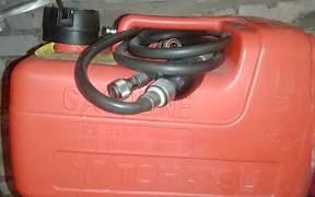 Топливный бак Тohatsu для лодочного мотора 12 литр - Фото #2