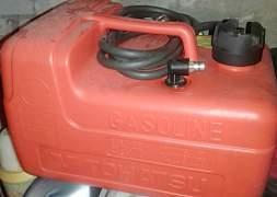 Топливный бак Тohatsu для лодочного мотора 12 литр - Фото #3
