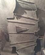 Защита картера Ауди 100 с4 45 кузов оригинал б/у - Фото #2
