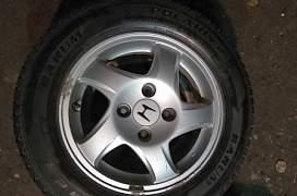 колеса. Шины 195/65 R15 Диски 4/114.3 - Фото #2