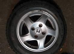 колеса. Шины 195/65 R15 Диски 4/114.3 - Фото #3