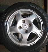 колеса. Шины 195/65 R15 Диски 4/114.3 - Фото #4