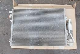 Renault Logan радиатор кондиционера 876293f - Фото #1