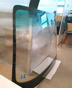 Новое Лобовое стекло на Опель Омега В - Фото #4